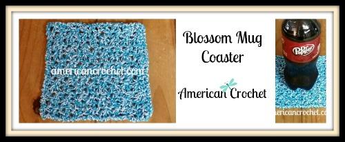 Blossom Mug Coaster Collage