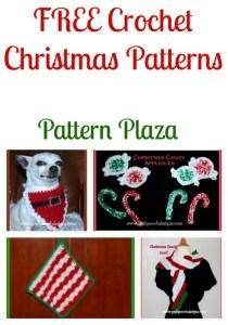 Free Crochet Christmas Patterns