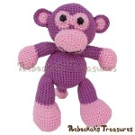 Amigurumi Grape Ape