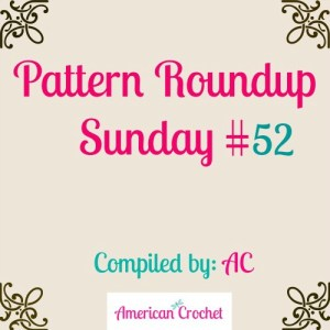 Pattern Roundup Sunday #52