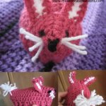 Easter Bunny Egg Cozy
