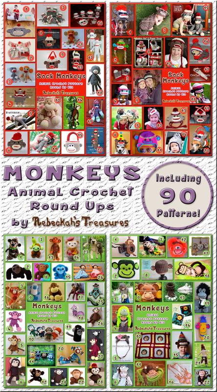 Four Monkey Animal