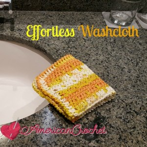 Effortless Washcloth