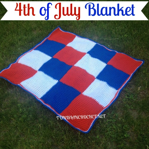 Fourth of July Blanket