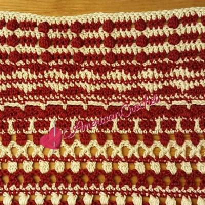 Part 11 ~ Wonder Crochet Blanket CAL 2016