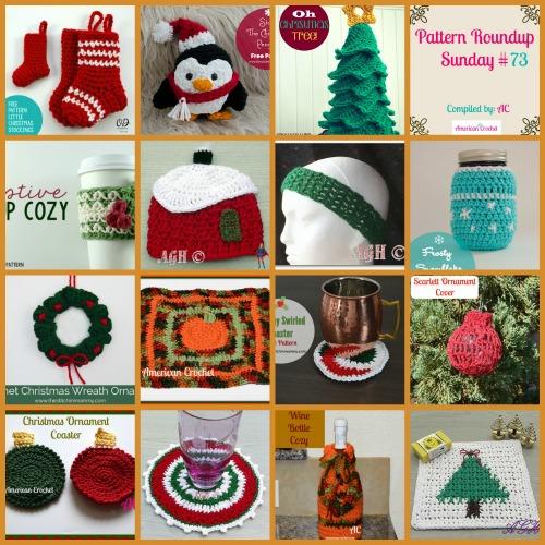 Pattern Roundup Sunday ~ 2015 Holiday Blog Hop