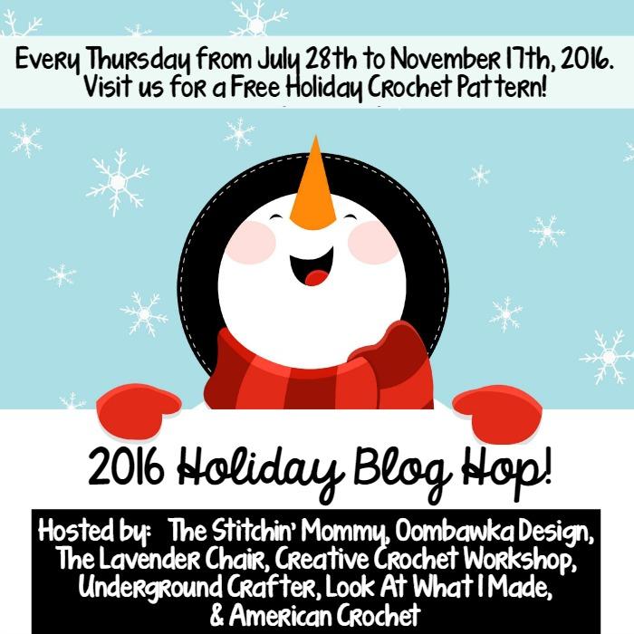 2016 Holiday Blog Hop