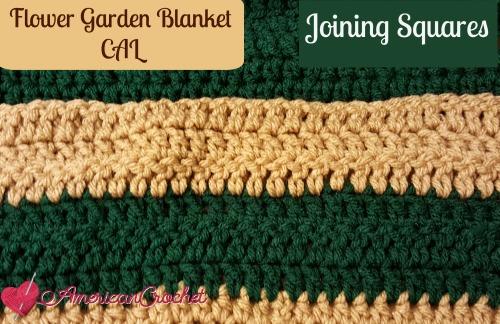 Flower Garden Blanket CAL