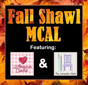 Fall Shawl MCAL 2016 Part Five