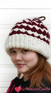 Surf Song Convertible | Free Crochet Pattern | American Crochet @americancrochet.com #freecrochetpattern