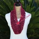 Alpaca Mood Cowl free crochet pattern