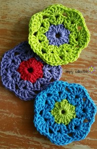 7 Fun Kitchen Scrubbies