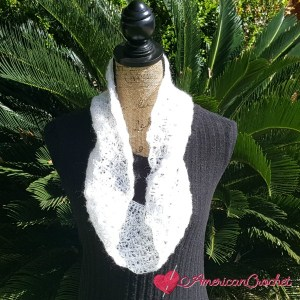 Shimmery Cloud Cowl