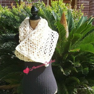 Fashionista Cowl ~ Free Crochet Pattern