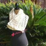 Fashionista Cowl free crochet pattern
