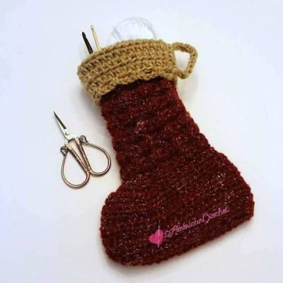 Holiday Gleam Gift Stocking