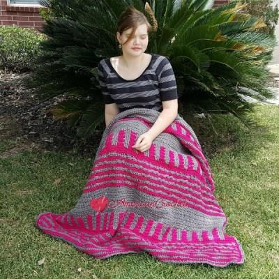 Serendipity Stash Buster Blanket