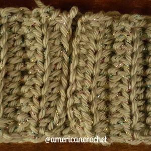 Vintage Lace Shells Slouchy | American Crochet @americancrochet.com