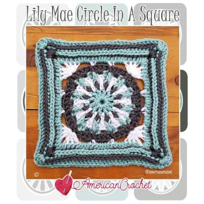 Lily Mae Circle in A Square