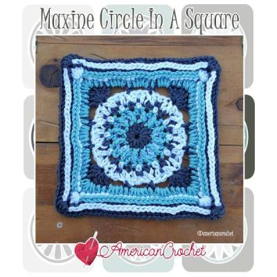 Maxine Circle in A Square