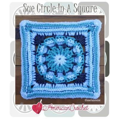 Sue Circle in A Square