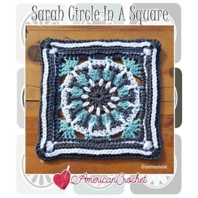 Sarah Circle in A Square