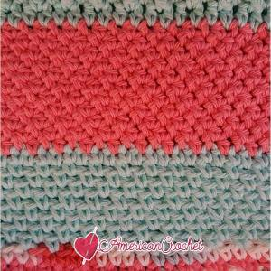 The Neapolitan Tote Part Three | Free Crochet Pattern | American Crochet @americancrochet.com #freecrochetpattern #freecrochetalong