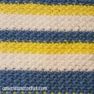 Special Memories Blanket Part Four | American Crochet @americancrochet.com #americancrochet #crochetalong
