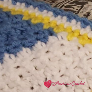 Special Memories Blanket Part Five | American Crochet @americancrochet.com #americancrochet #crochetalong