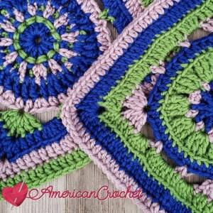 AC-RWS-CAL | Crochet Along | American Crochet @americancrochet #crochetalong