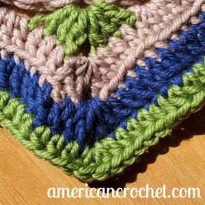 AC-RWS-CAL-Square Three   American Crochet @americancrochet.com #crochetalong