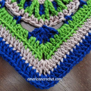 AC-RWS-CAL-Square Four | American Crochet @americancrochet.com #crochetalong