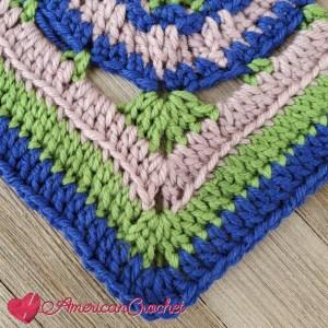 AC-RWS-CAL-Square Five | American Crochet @americancrochet.com #crochetalong