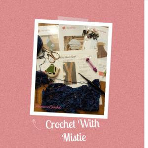 Crochet With Mistie   American Crochet @americancrochet.com