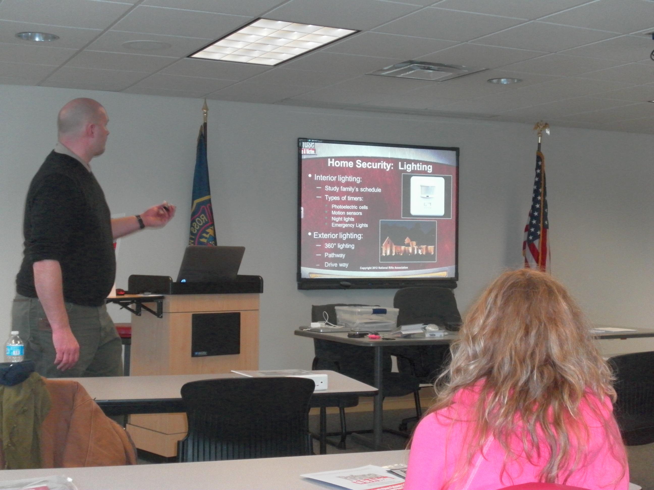 Crime Prevention Seminars