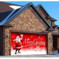 Neat Winter Design Ideas for Your Garage Door