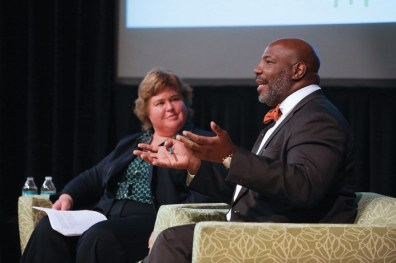 """""""There are endless ways to make a difference. It's simple. Look at what's not being done and do it."""" –Jelani Cobb Professor of Journalism at Columbia University"""