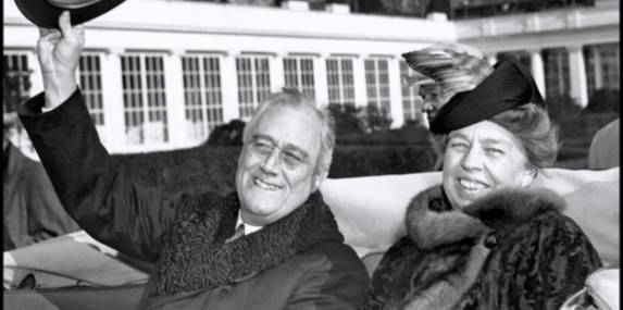 The Roosevelts and the American Dream