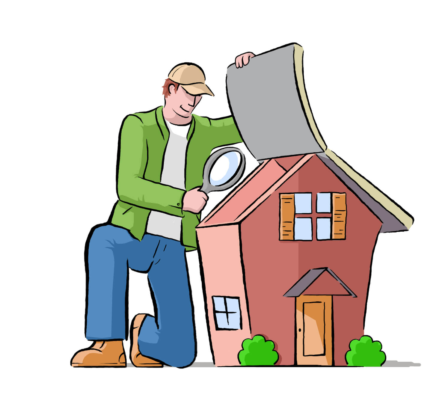 A Home inspection is an important part of the home sale process both for buyers and sellers. When it\u0027s time for you to hire an inspector here are five ...