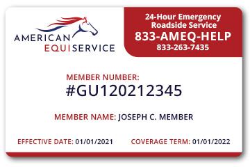 Sample Member Card Guardian Plan