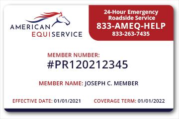 Member Card Sample Protector Plan