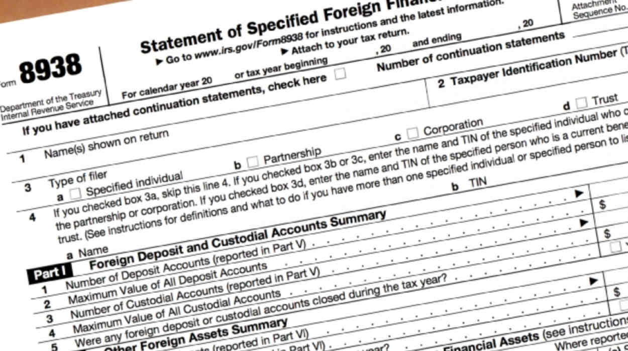 U.S. government report acknowledges problems with FATCA