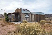 Goldfield Hotel Nevada Ghost Town