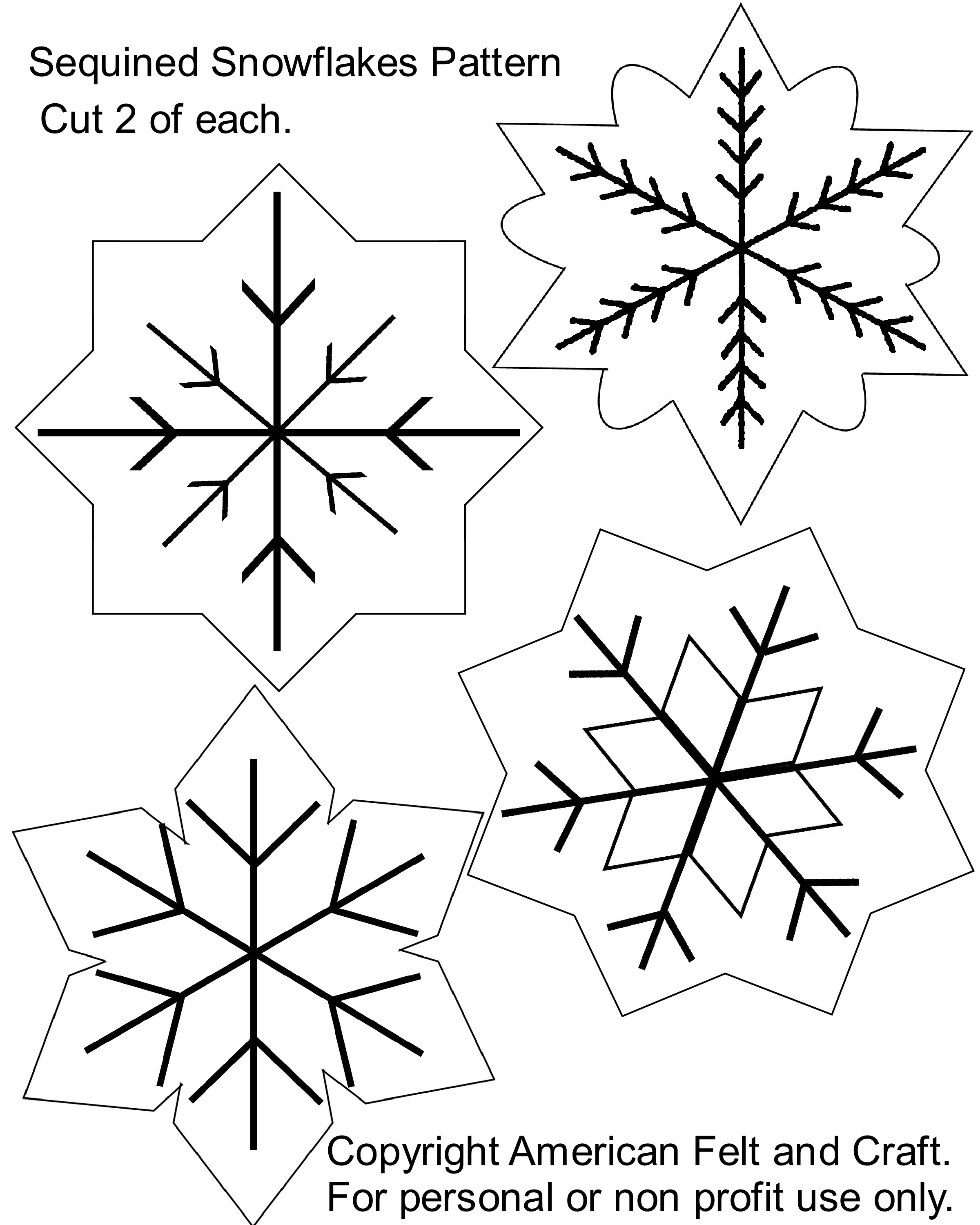 Use This (Free) Printable Star Pattern for Family Craft