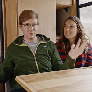 Why we chose to convert a bus vs. an RV or van