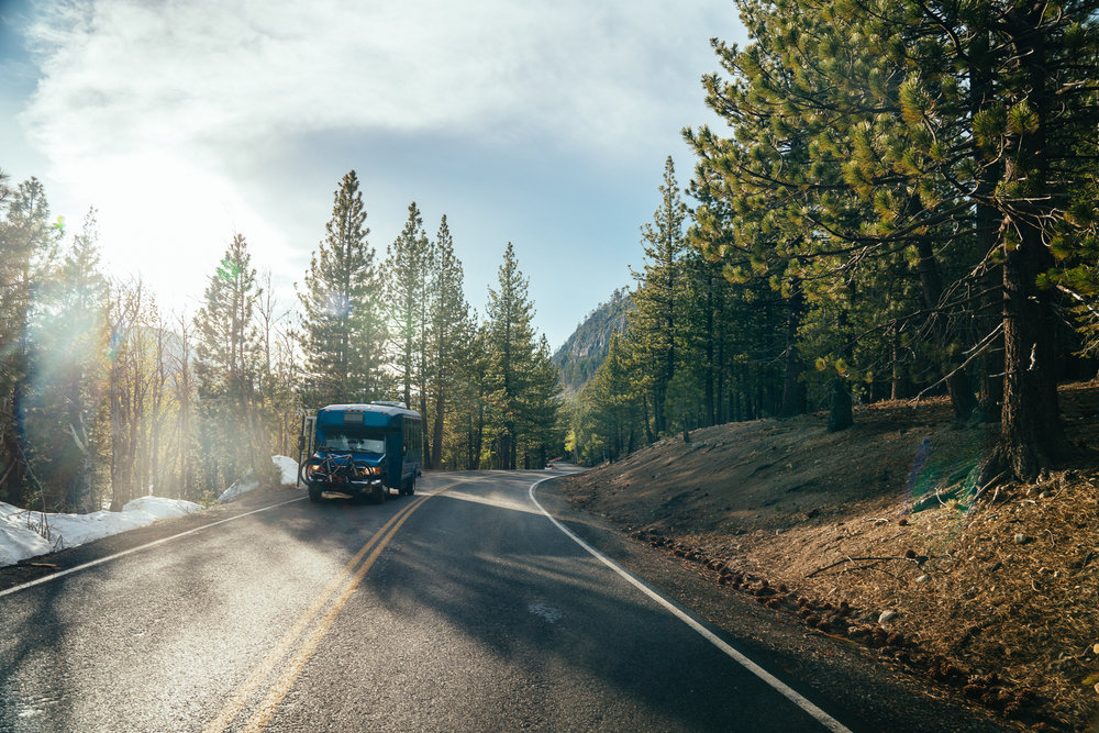 Why We Bought a Bus vs  a Van or RV - American Field Trip