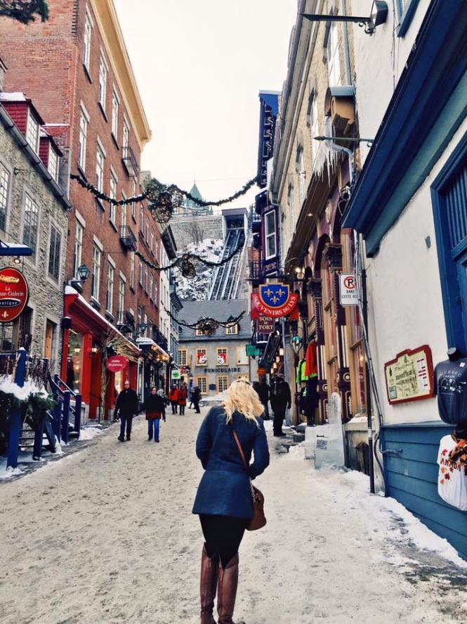 Visiting Quebec City Travel Guide