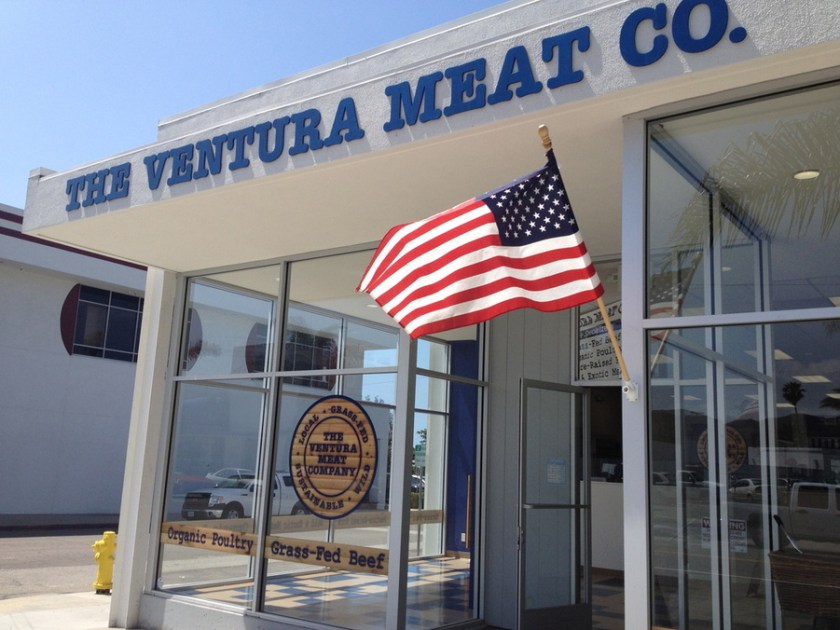 The Ventura Meat Company.