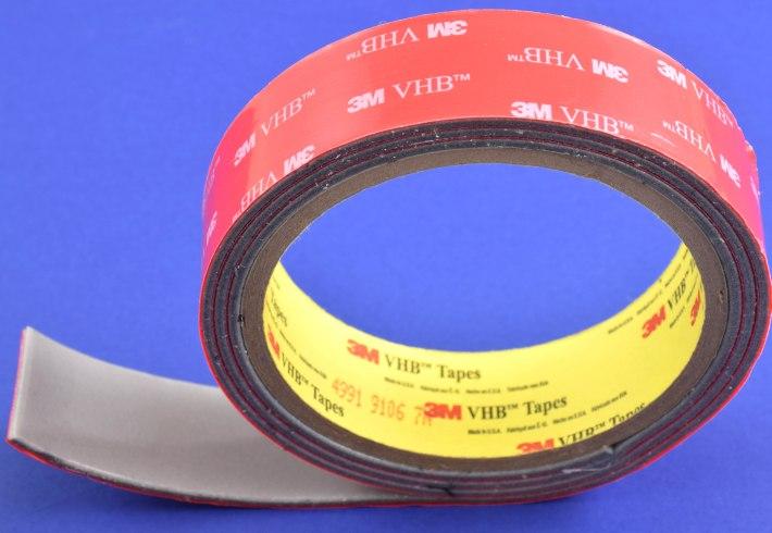 slitting 3m vhb tapes