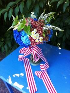 Love showing off my garden's best hydrangeas for American Flowers Week!